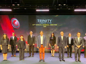 Trinity Hosts First Virtual AGM