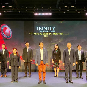 Trinity Hosts First Virtual AGM