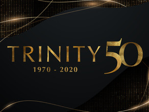 Thanksgiving Service caps Trinity50 celebrations