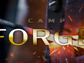 Forged and Forging Forward!