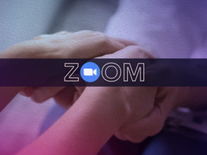 Zoom Welcome and Prayer