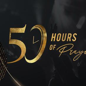 50 Hours of Prayer
