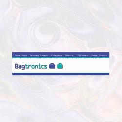 Bagtronics - web banner
