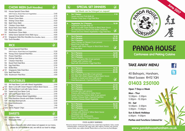Panda House Menu no crops2