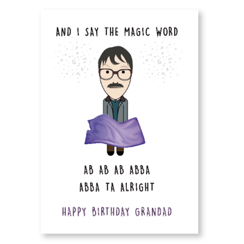 Magic Grandad