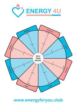 Energy Wheel of Life