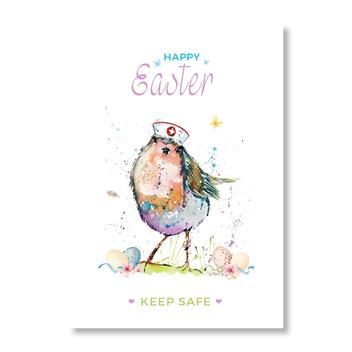2021 Easter Robin