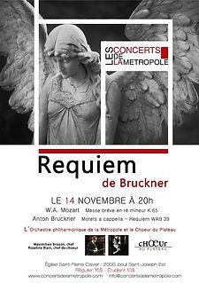 Ensemble vocal de haut niveau interprétant un répertoire d'œuvres de la Renaissance à nos jours ainsi que des créations de compositeurs contemporains d'ici.