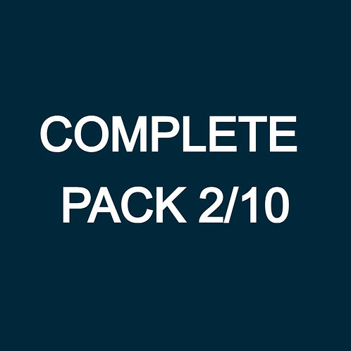 COMPLEATE PACK 2/10