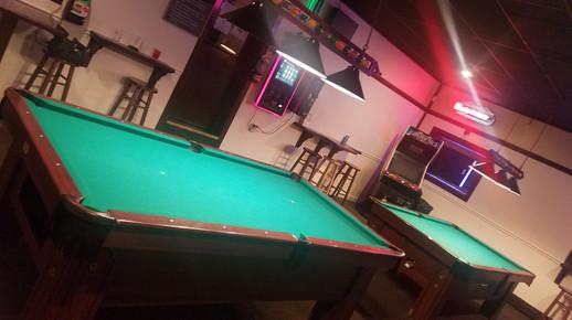 New pool room
