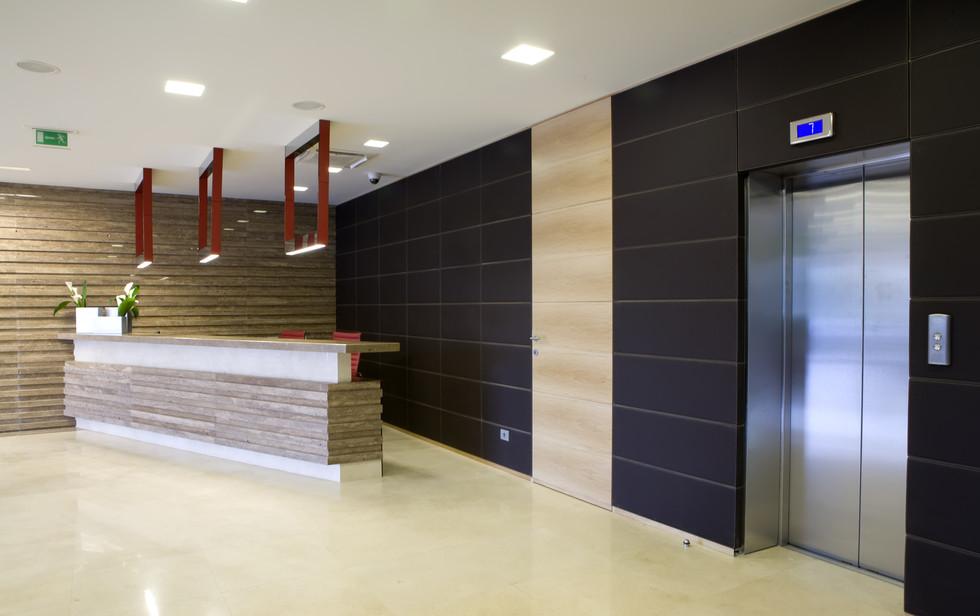 Apartment Lobby - ON