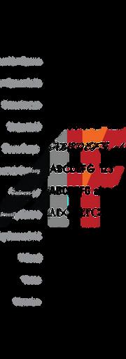 standard acrylic font styles sec-08-08.p