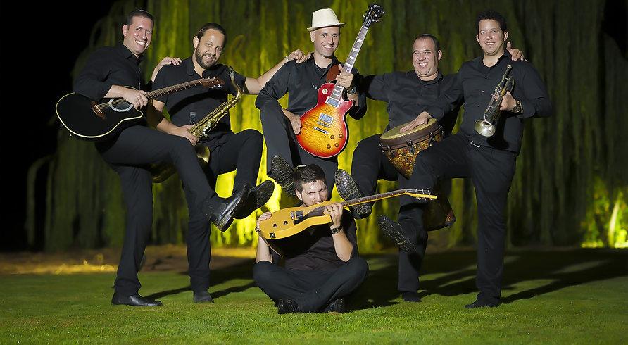 להקת רוקדים - לאירועים שמחים במיוחד