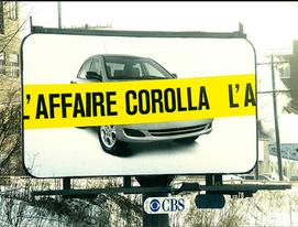 L'affaire Corolla