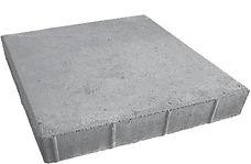 placa de concreto