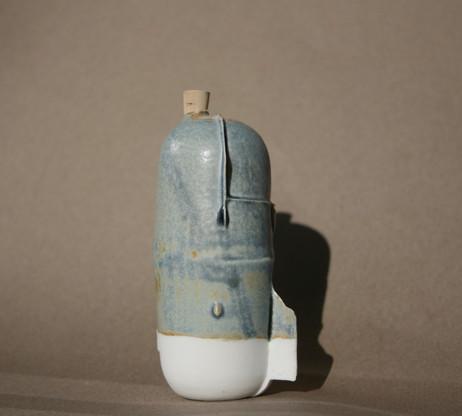 Reduction Glaze Edge Bottles