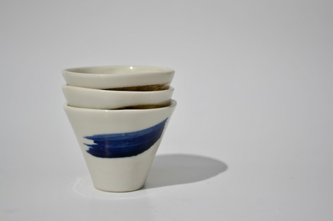 Porcelain Shot Cups