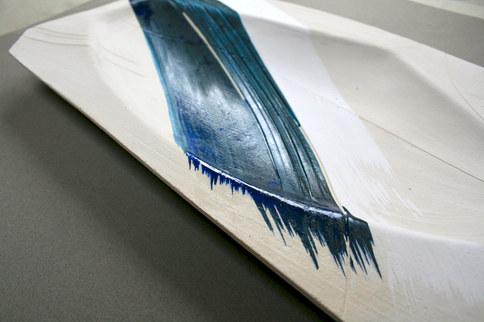 Blue Plate 2 Detail Shot