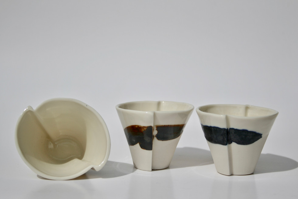 Edge Espresso Cups