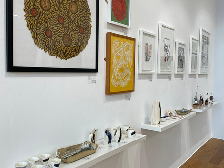 Gifts from Wales and the Borders - Oriel Mostyn Retail Exhibition