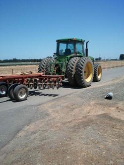Rough & Tough Tractors