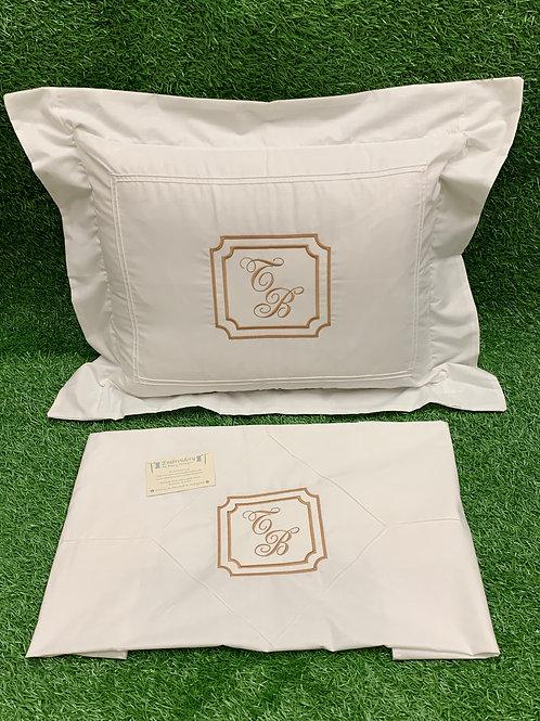 Rectangular Pillow & Sheet Design