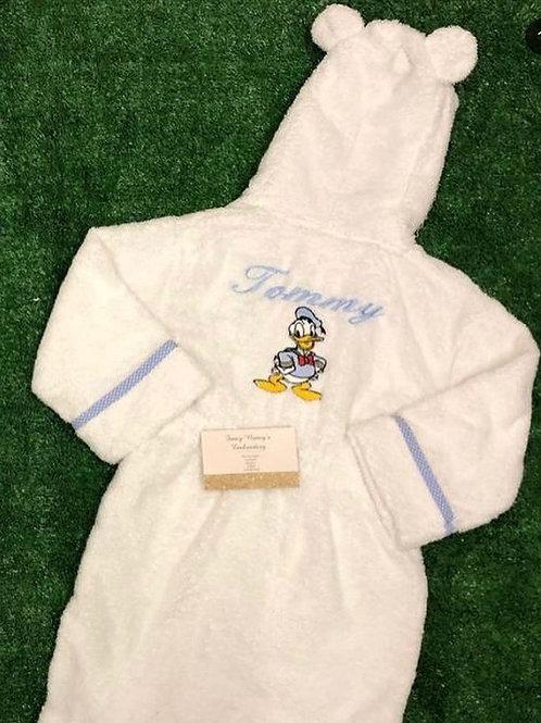 Towel Duck Robe
