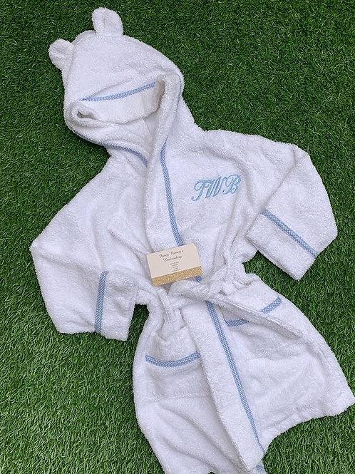 Towel Initial Robe