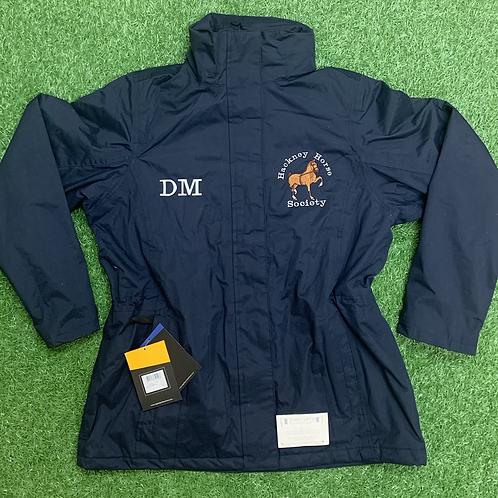 Women's Hackney Horse Society Regatta Jacket (Including a name or initia