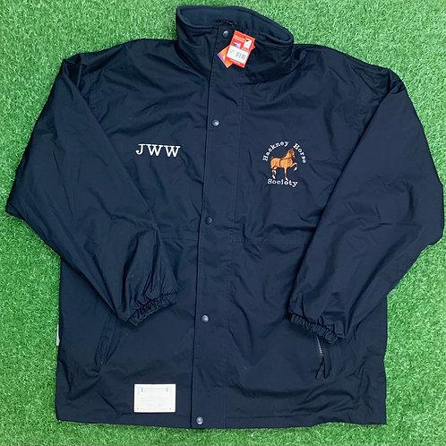 Men's Hackney Horse Society StormDri Jacket (Including a name or initials)