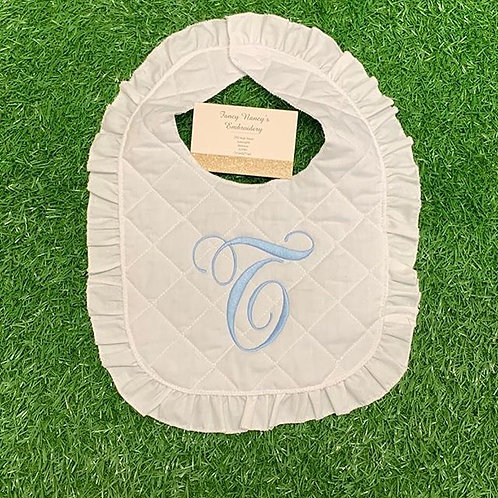 Quilted Bibs