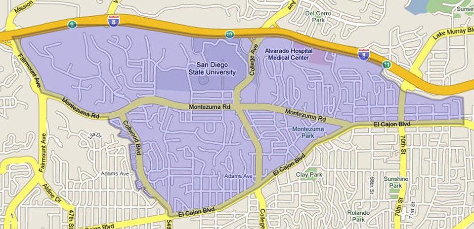 CACC Area