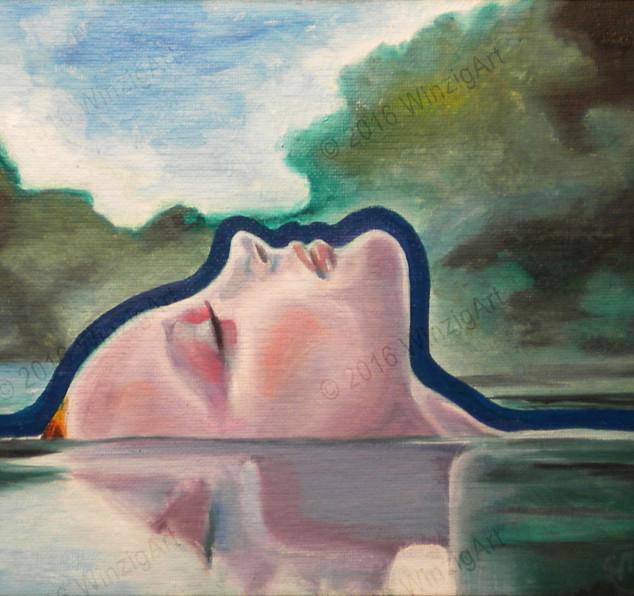 Floating Bliss