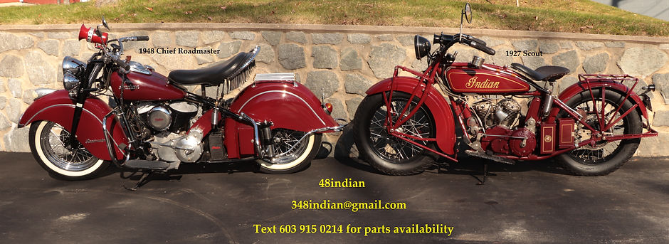 48 Indian Motorcycle Parts