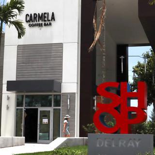 Carmela Coffee Delray
