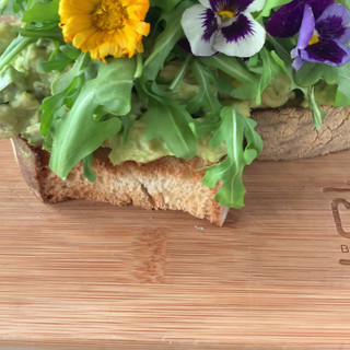 Carmela Coffee Special Queen Avocado Toast video