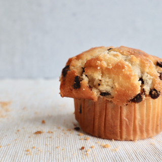 Carmela Coffee Chocolate Chip Muffin