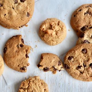 Carmela Coffee Chocolate chip cookies
