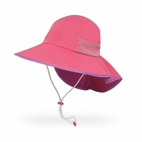 SUNDAY AFTERNOON KIDS' PLAY HAT-HOT PINK