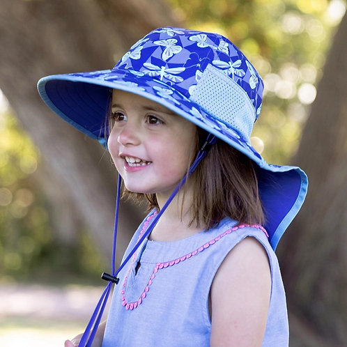 Sunday Afternoon- KIDS' PLAY HAT-Butterfly