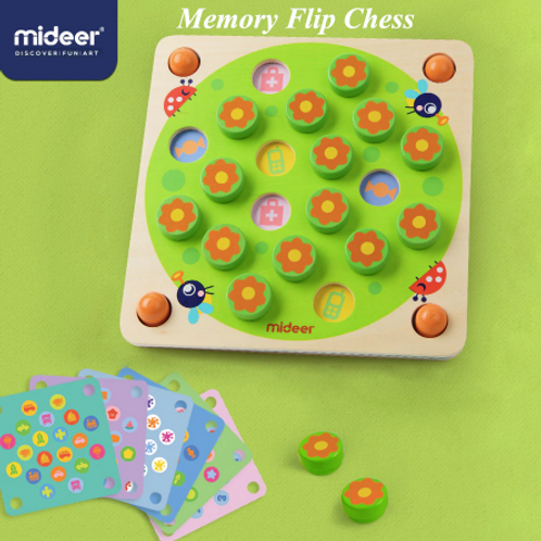 Mideer Memory Game Secret Garden