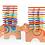 Thumbnail: Mideer wooden balance stacking elephant game