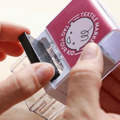 Mine Stamp Clothing Labeler