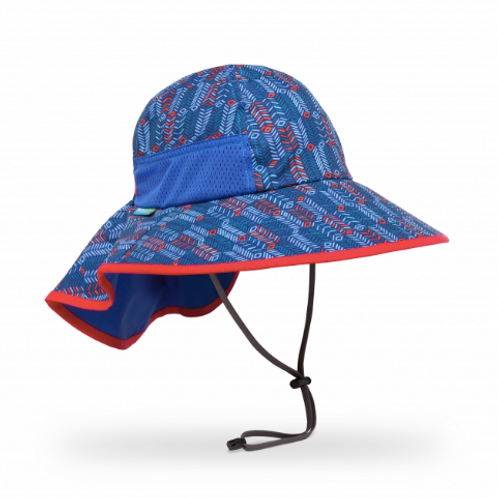 SUNDAY AFTERNOON KIDS' PLAY HAT-BLUE ARROW