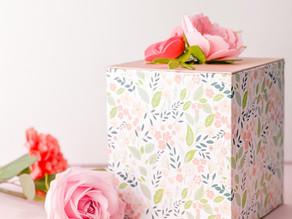 SIMPLE GIFT BOX DIY