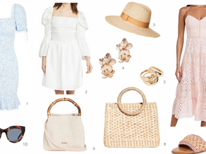 10 Spring Fashion Favorites to Add to Your Wardrobe