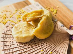 Continuing Filipino Traditions making Mongo Hopia Recipe