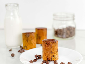 Milk & Cookies All-In-One? Yes Please! Chocolate Chip Cookie Shots Recipe