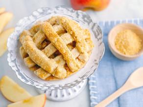 Super Flaky Caramel Apple Pear Hand Pies