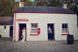 Ulster American Folk Park Wedding
